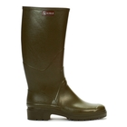 Image of Aigle Chambord Pro 2 Wellington Boots (Men's) - Kaki