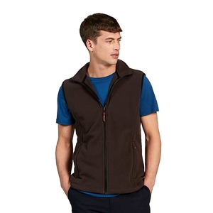 Image of Aigle Clerky Vest Thermo-Kit Fleece Gilet - Ebene