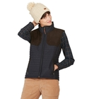 Image of Aigle Luyne Lady Quilted Gilet (Women's) - Navy