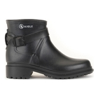 Image of Aigle Macadames Low Womens Rubber Boots (Women's) - Noir