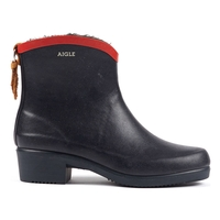 Aigle Miss Juliette Bottillon Fur Ankle Boots (Women's)