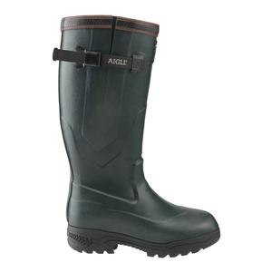 Image of Aigle Parcours 2 Siberia Wellington Boots - Bronze