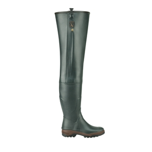Image of Aigle Parcours 2 Stream Waders - Bronze (Dark Green)