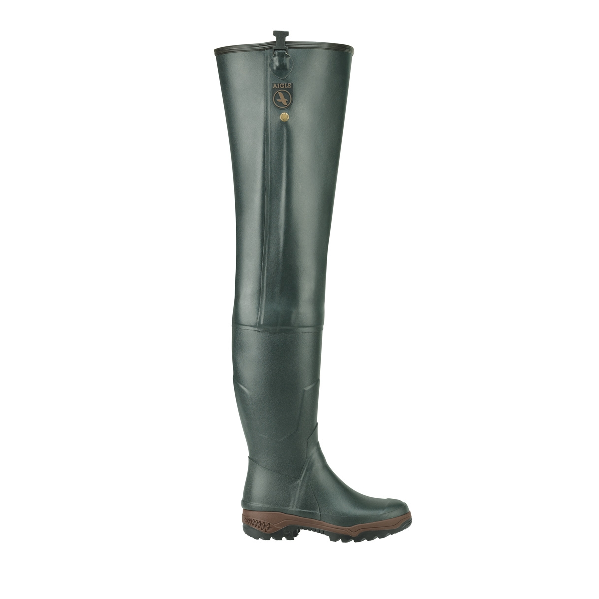 nouvelle collection ec6a4 a64d0 Aigle Parcours 2 Stream Waders - Bronze (Dark Green)