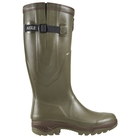 Image of Aigle Parcours 2 Vario Wellington Boots (Unisex) - Kaki