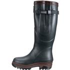 Image of Aigle Parcours ISO Wellington Boots (Unisex) - Bronze (Dark Green)