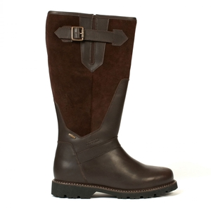 Image of Aigle Parfield GTX Country Boots (Unisex) - Brown