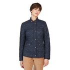 Image of Aigle Rubbyhunt Quilted Jacket (Women's) - Dark Navy