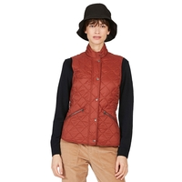 Aigle Rubbyvest Quilted Gilet (Women's)