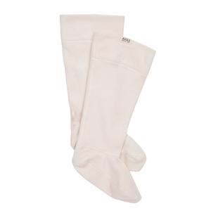 Image of Aigle Sockwarm Welly Socks - Ecru