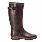 Image of Aigle Terra Pro Vario Wellington Boots (Men's) - Brun