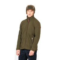 Aigle Valefleece Knit Fleece Jacket