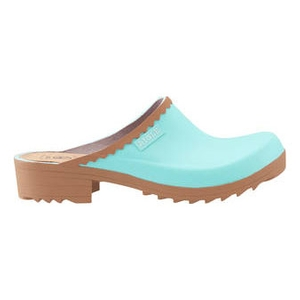 Image of Aigle Victorine Sabot (Women's) - Nile Blue