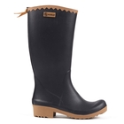 Image of Aigle Victorine Wellington Boots (Women's) - Marine/N