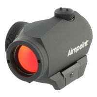 Aimpoint Micro H-1 Red Dot Sight (2MOA)