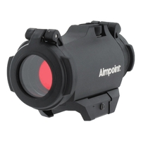 Aimpoint Micro H-2 Red Dot Sight (2MOA) With Weaver Mount