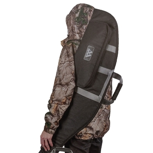 Image of Air Arms Deluxe Gun Bag - Black