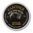 Image of AirForceOne Panther Heavy Metal .25 Pellets x 150