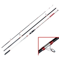 Akios 3 Piece Airspeed Surf Continental Rod - 4.35m