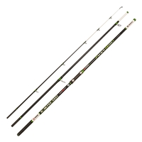 Akios 3 Piece Fury FX Continental Rod -  - 4.6m 15ft - 100-180g (4-6oz)