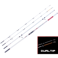 Akios 3 Piece (plus extra Tip Section) Endurance Pro RS2 Rod - 4.20m 14ft 112-225g (4-8oz)