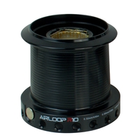 Akios Airloop R10 Deep Aluminium Spool