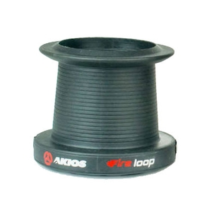 Image of Akios Fireloop Deep Graphite Spool