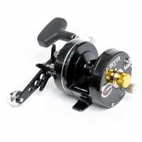Akios Shuttle 555 STR Kuro Reel
