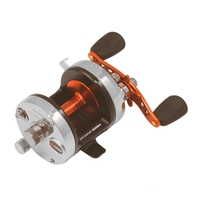 Akios Shuttle 651 SCM Left Hand Reel