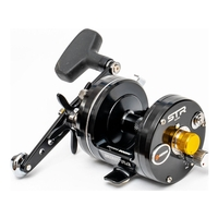 Akios Shuttle 666 STR Kuro Reel
