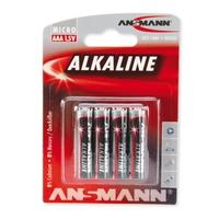 Ansmann 4 x AAA Size