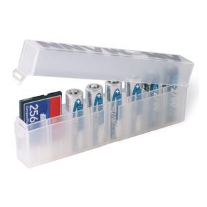 Image of Ansmann 8 way Battery Storage Box