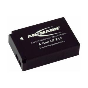 Image of Ansmann A-Can LP E12 Rechargeable Li-Ion Battery