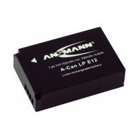Ansmann A-Can LP E12 Rechargeable Li-Ion Battery