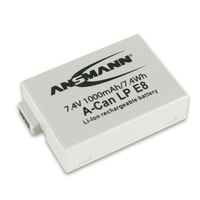 Ansmann A-Can LP E8 Rechargeable Li-Ion Battery