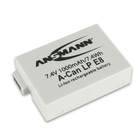 Image of Ansmann A-Can LP E8 Rechargeable Li-Ion Battery