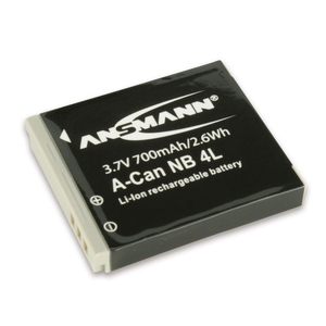 Image of Ansmann A-Can NB 4 L Rechargeable Li-Ion Battery