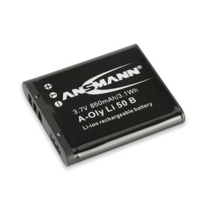 Image of Ansmann A-Oly Li 50 B Rechargeable Li-Ion Battery
