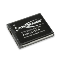 Ansmann A-Oly Li 50 B Rechargeable Li-Ion Battery
