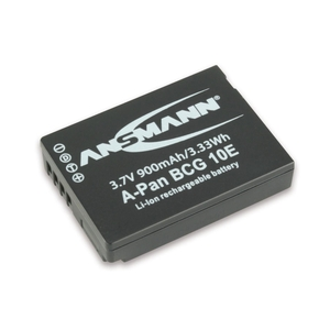 Image of Ansmann A-Pan BCG 10 E Rechargeable Li-Ion Battery