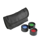 Ansmann Agent 4 Colour Filters - Set of Three Filters (Green, Red, Blue)