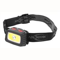 Ansmann HD200B Headlamp (3xAAA)