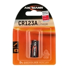 Ansmann CR123A - 1x Lithium 3V Battery