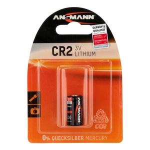 Image of Ansmann CR2 - 1 x Lithium 3V Battery