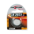 Image of Ansmann CR2025 - 1x Lithium 3V Coin Battery