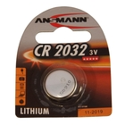 Image of Ansmann CR2032 - 1x Lithium 3V Coin Battery