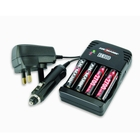 Image of Ansmann EC 800 UK - Global Line Battery  Charger