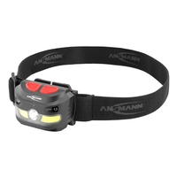 Ansmann HD250RS Rechargeable Headlamp