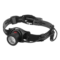 Ansmann HD500RS Rechargeable Headlamp