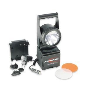 Image of Ansmann Power Light 5.1 - Rechargable Portable Spotlight